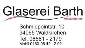 BarthGlaserei-FirmenLogo