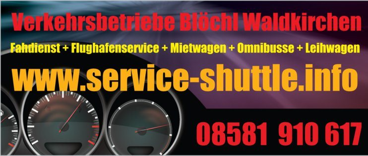 Shuttle-ServiceBlöchl